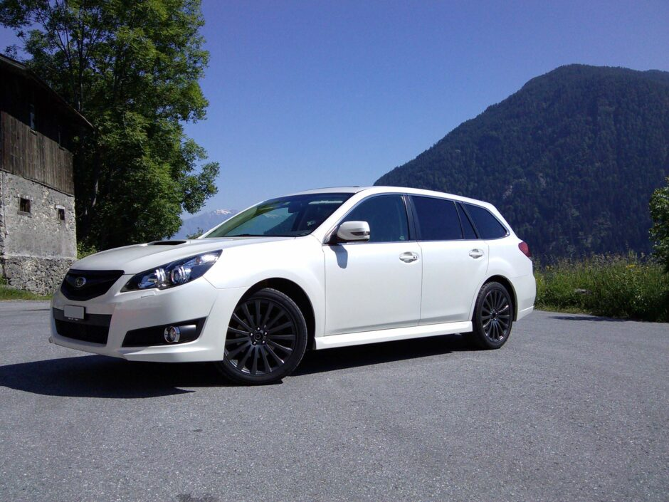 Subaru Legacy 2.0D Limited S AWD, EKU-Tuning 180 PS/420 Nm