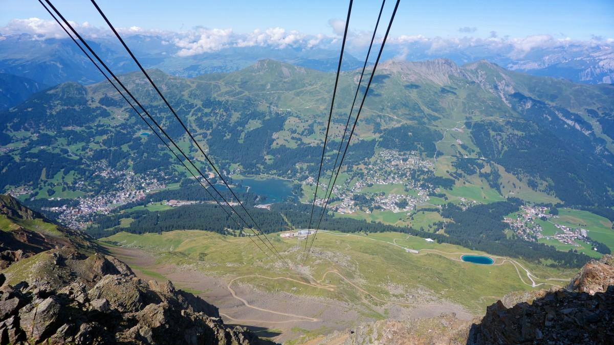 Downhill Rothorn-Lenzerheide