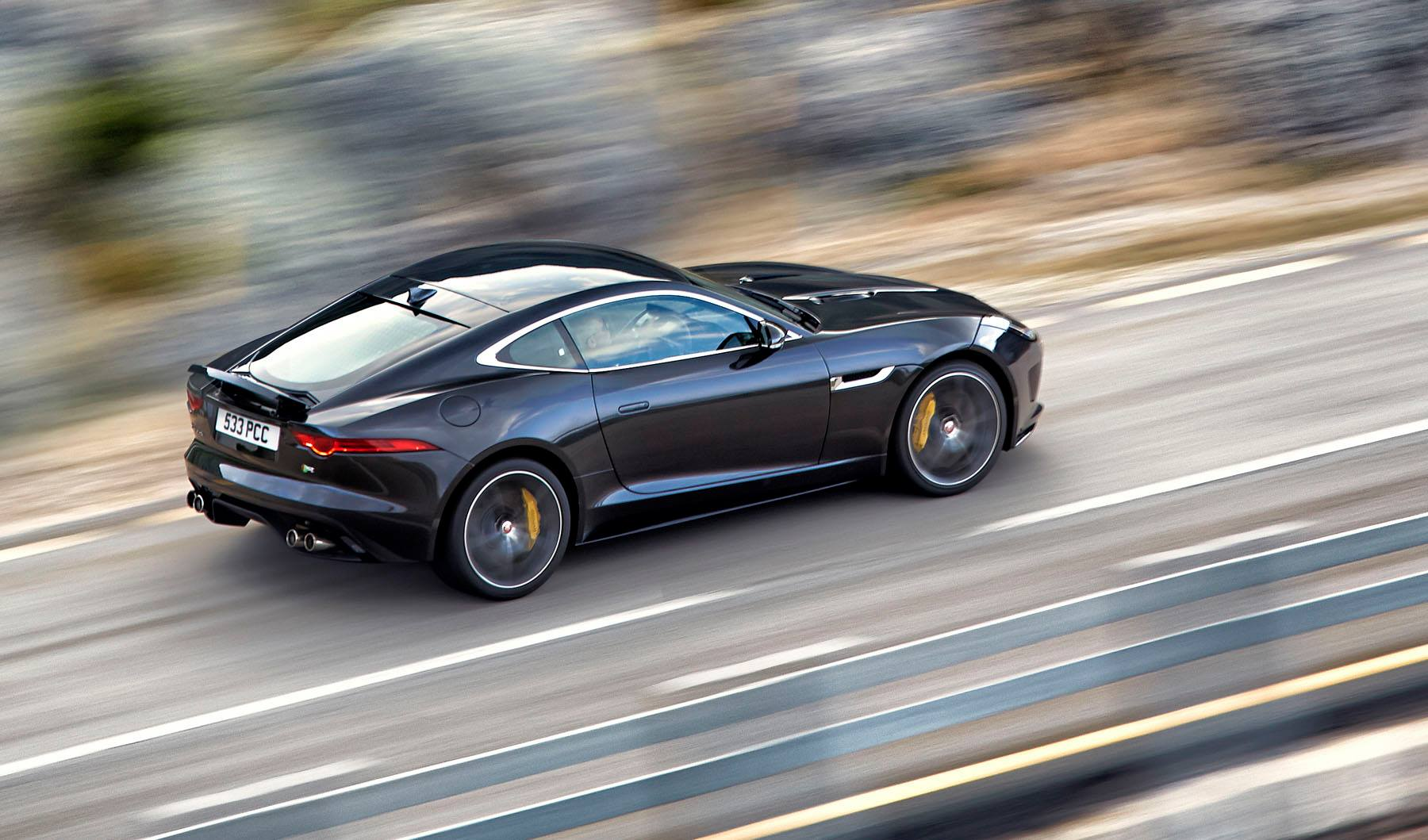 JAGUAR F-TYPE COUPÉ 2014