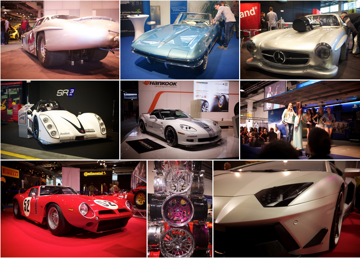 Meine Highlights der Auto Zürich Car Show 2013