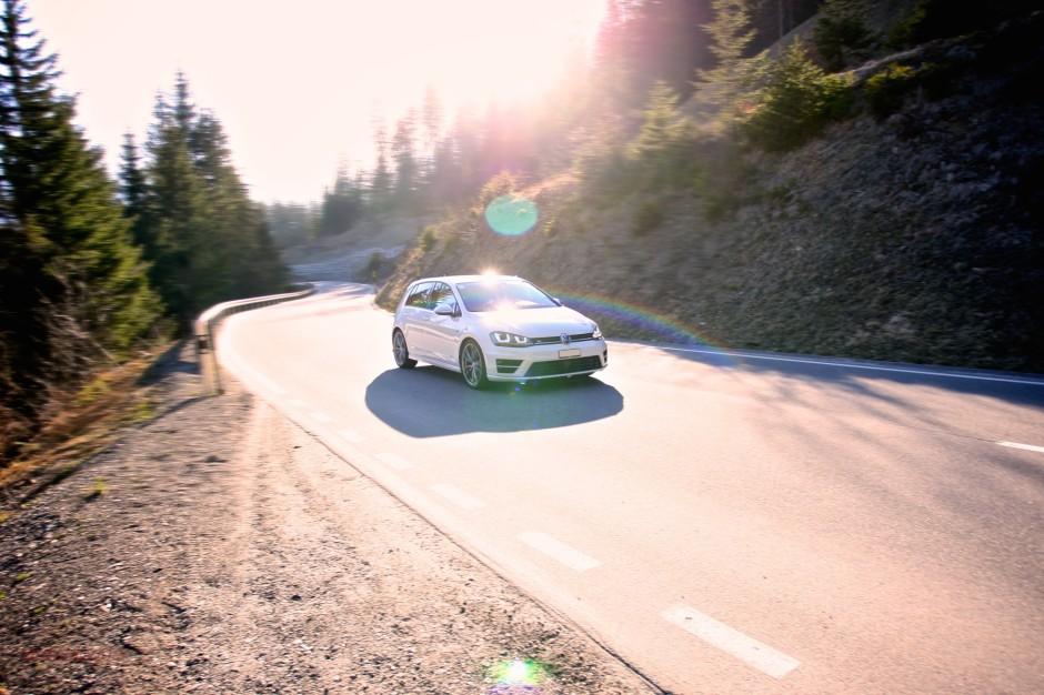 Volkswagen-Golf R-Amag-Chur-Fahrbericht-Arosa14