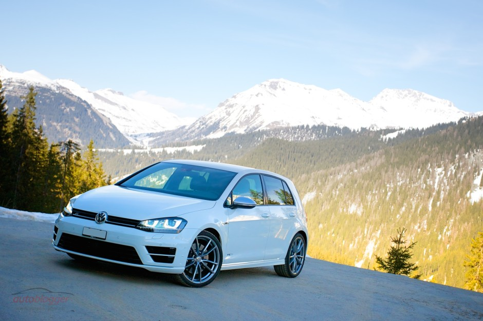 Volkswagen-Golf R-Amag-Chur-Fahrbericht-Arosa5