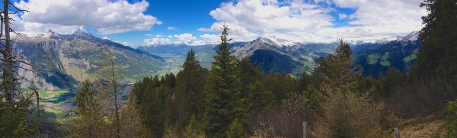 Wandern-Brambrüesch-Chur6