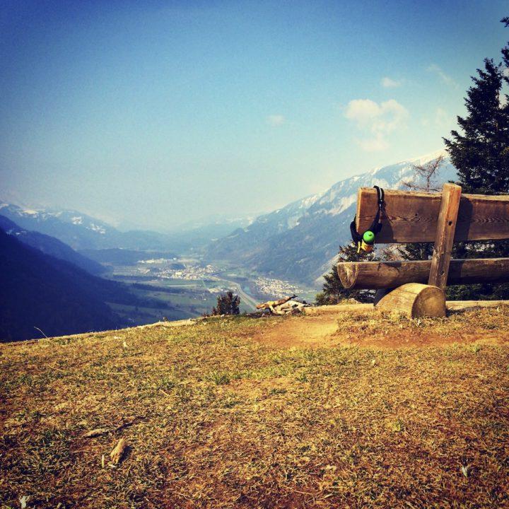My First uphill run ✔️ 1105müM #mittenberg #chur #visitchur #runstastic #laufen #fitness #running #Jogging #fun #alps #proud #!!!
