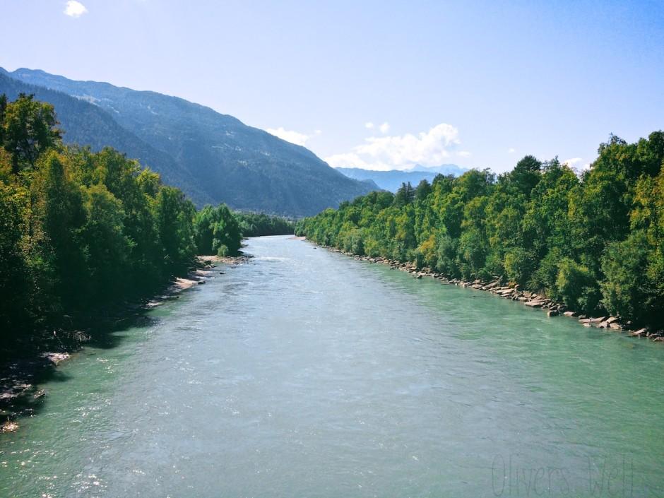 Radtour-Domleschg-Rennvelo 1