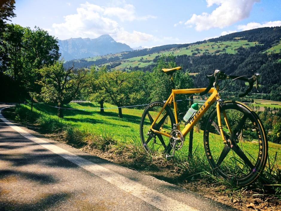 Radtour-Domleschg-Rennvelo 11