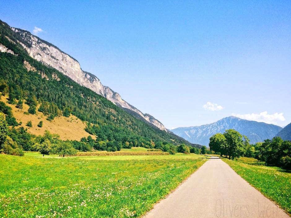 Radtour-Domleschg-Rennvelo 2