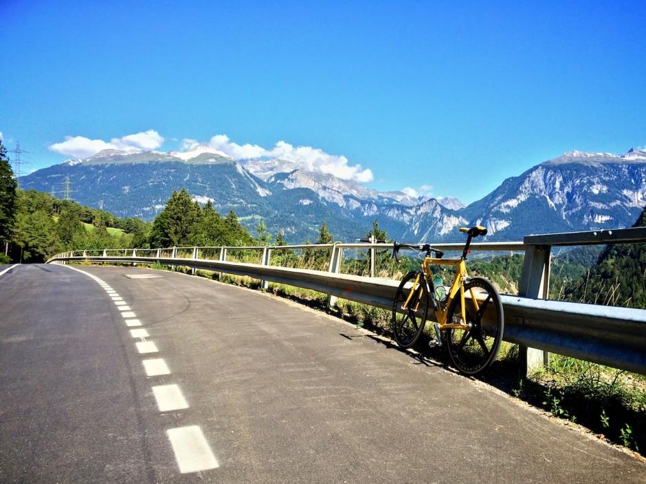Radtour-Domleschg-Rennvelo 8