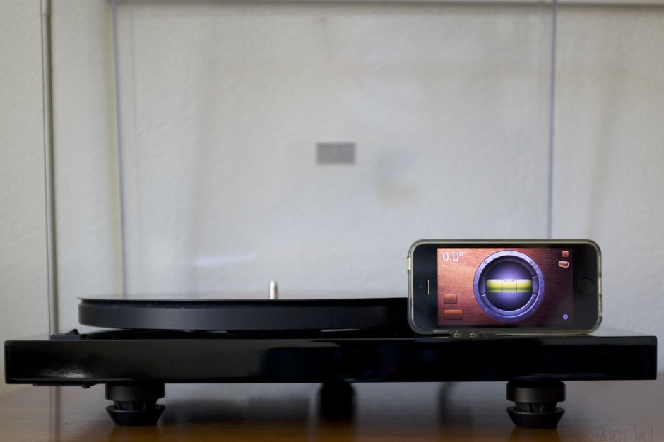 Plattenspieler-Music-Hall-mmf2.2-Vintage-Hifi-Setup-Vinyl-Recordplayer 2