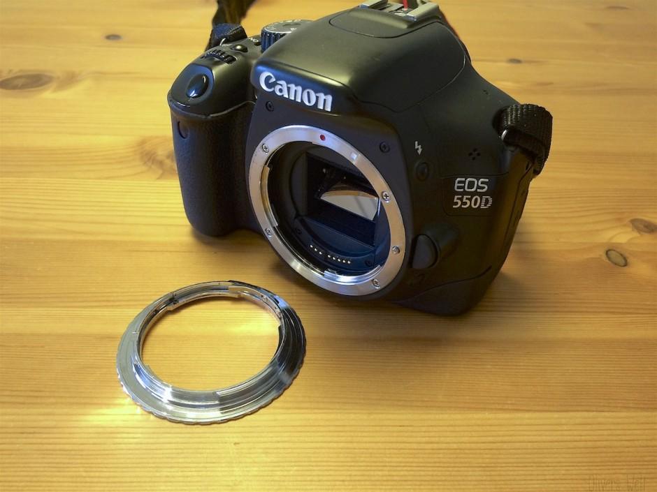 Canon-Eos-500D-mit-Pentax-Adapter 2