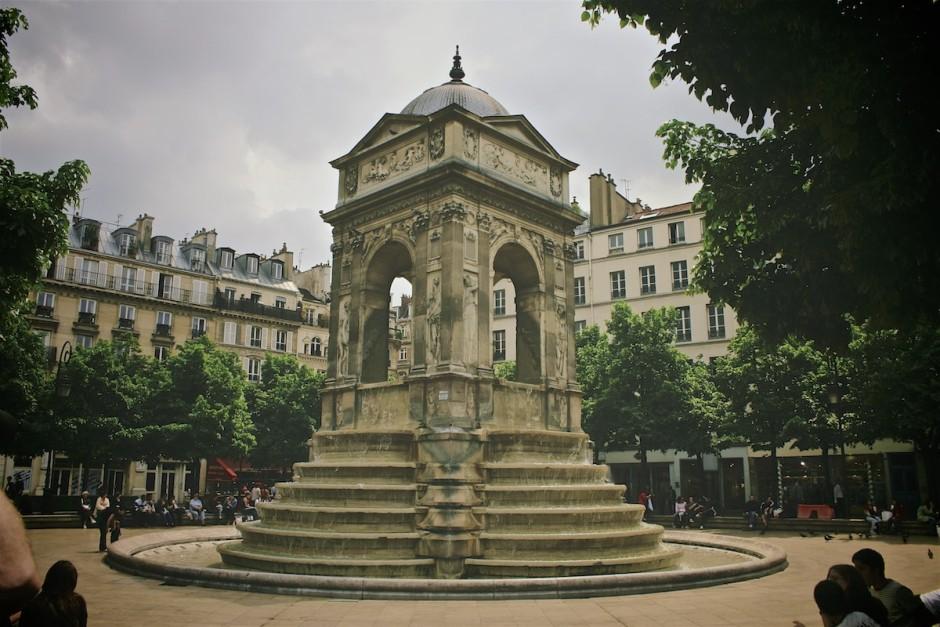 Urlaub Paris 2006